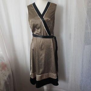 A.P.N.Y. Sleeveless Dress Career Dress Size 10